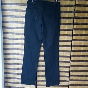 NYDJ TALL bling has stretch jeans